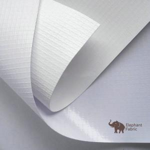 Quality Durable Polypropylene Textile , 0.51mm Woven Ground Cover Fabric Light Weight for sale