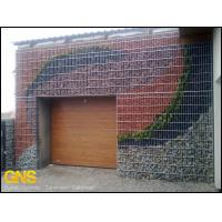 China Garden Fence Retaining Wall, Welded Gabion Facade Claddings,Stone Cages,Baskets on sale