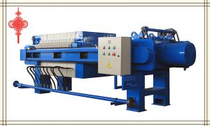 China Automatical Pulling Plate Filter press(800) on sale