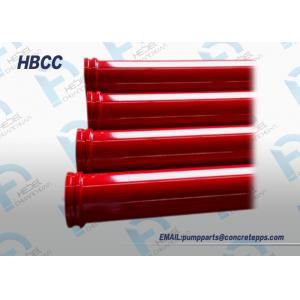 China Good quality carbon steel cocnrete pump pipe for concrete pump truck,trailer or placing boom machines on sale