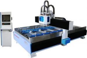 China Marble Jade Crystal Stone CNC Engraving Machine , Stone Carving CNC Router on sale