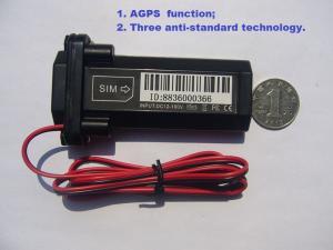 China AGPS GPS Car Tracker GlobalWidely VoltageGPSLocator  , car tracker device on sale