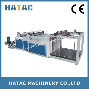 China Metalized Paper Sheeter Machinery,Programmed Controlled Coated Paper Cutting Machine,Paperboard Cutting Machine on sale