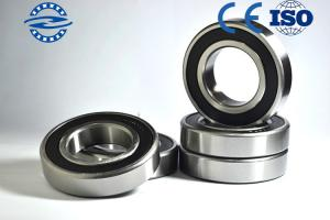 China High Accuracy Deep Groove Roller Ball Bearing 6012 - 2RS / Electric Motor Bearings on sale