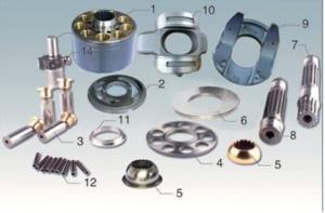 China High Efficiency Hydraulic Piston Pump Spare Parts , K5V200 Kawasaki Spare Parts on sale