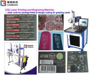 China Dog Tag Engraving Machine 10W, Wood Carving Machine, Plastic laser marker on sale