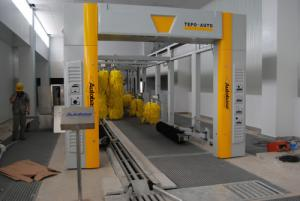 China Tunnel Car Wash System TEPO-AUTO on sale
