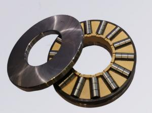 China Axial Cylindrical Thrust Roller Bearing With Machined Brass Cages 89420M 100*210*67mm on sale