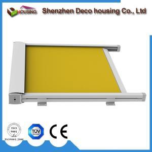 China Motorized Skylight Sunshade Retractable aluminum canopy on sale
