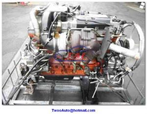Reliable Japanese Low Mileage Engines 4hg1 Engine For Isuzu