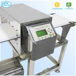 FDA Standard Auto Conveyor Belt Food Grade Metal Detector 304 Stainless Steel