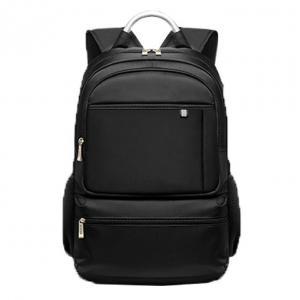 China Nylon Waterproof Office Laptop Bags Nylon Shoulder Bag 30 X 13 X 46 Cm Size on sale