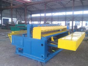 China Safe Automatic Steel Wire Mesh Machine , Grid Welding Machine For Uniform Mesh on sale