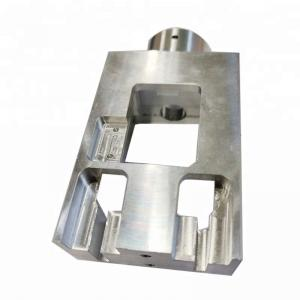 China Wear Resistant CNC Machined Components Contact Fuel Systems Machining Part on sale