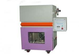 Quality 220V High Temperature Battery Testing Machine Flammability Testing Equipment for sale
