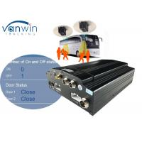3G GPS Bus Passenger Counter System Anti - Vibration With RS232/485 Serial Port