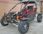 300cc 21.46hp Shaft Drive Go Kart Buggy With Aluminum Muffler 60mile/H