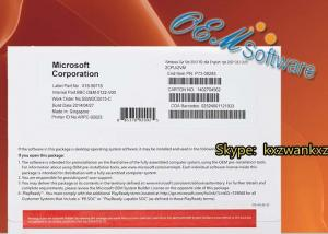 China Windows Server 2012 R2 Standard Retail Key DVD Box Oem Pack Product Key License on sale