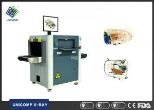 Quality Public Single Energy X Ray Security Scanner , Airport Security X Ray Machine for sale