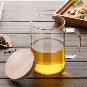 China Heat insulation type handmade 100ml double wall glass cup  For Tea Espresso Coffee on sale