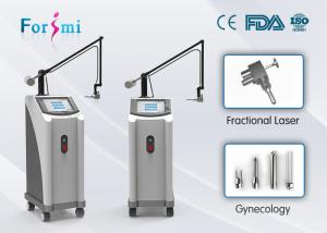 China 30W RF Fractional co2 laser machine fractional laser vaginal tightening and scar removal on sale