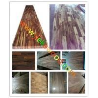China WALNUT  Finger Joined Boards,furniture panel on sale