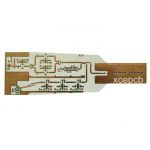 China High Frequency Rogers RO3210 RF PCB Circuit Boards 0.025 Inch Thickness Fabricator on sale