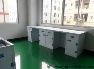 China Hot Sale Chemical Lab Workbench With PP Material For Good Price on sale