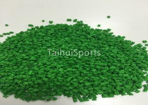 China Heat Resistant Synthetic Grass Infill Recycling For Artificial Grass System on sale