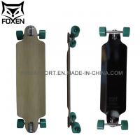 36*9 inch Professional Longboard with Hot Sales for South America with 7 Inch paris truck