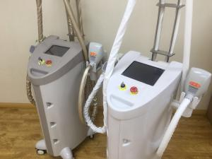 China Smart Kuma Shape Infrared Vacuum RF Slimming Machine For Cellulite Removal on sale