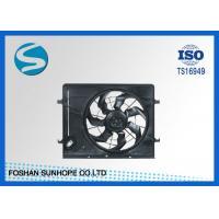 Plastic Radiator Cooling Fan Fit Hyundai 2007-2010 New ELANTRA(XD) 2.0 / Stu2.0