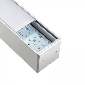 China Led Linear Ceiling Light 180 Degree 36W For For Supermarket And Warehouse on sale