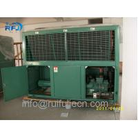 China RFJ Low Temperature For V Type Box Refrigeration Condensing Units Compressed on sale