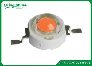 China Warm White High Power Cree Led Chip Bridgelux 3W Full Spectrum on sale