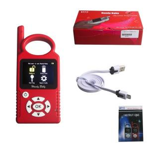 China V8.8.9 Handy Baby Hand-held Car Key Copy Auto Key Programmer for 4D/46/48 Chips on sale