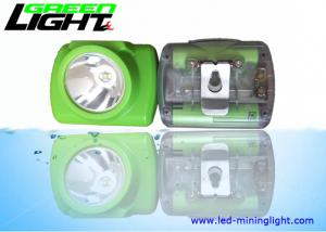 China Cordless LED Mining Light Waterproof IP68 Super Brightness With OLED Screen on sale