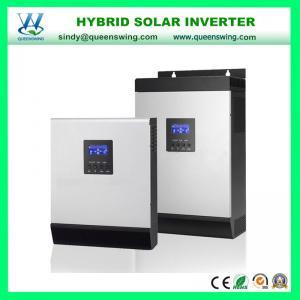 China Hybrid Solar Home Power Inverter 3kVA 5kVA Inbuilt 60AMP MPPT Charger Controller on sale
