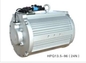 China Hot Sale 13.5KW 96V AC Motor For Electric Vehicle, Electric Golf Car on sale