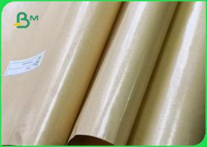 China Customized Disposable 50g 60g PE Coated Good Grade Paper Rolls For Food Grade Package on sale