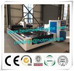 1500w Fiber Laser Cutting Machine , Hypertherm CNC Plasma Cutting Machine For Plate