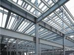 Prefab Industrial Steel Buildings Components Fabrication , Commercial Steel Buildings