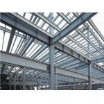 プレハブの産業鋼鉄建物の部品の製作、商業鋼鉄建物