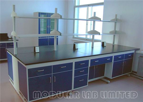 Biosafety Cabinet Laboratory Workbench Furniture With Three Years Warranty  Images