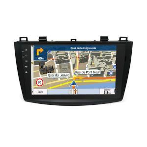 China Car Multi-Media DVD Player Integrated Navigation System Mazda 3 Axela 2010 2011 on sale