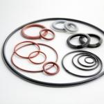 Industrial Grade Custom Silicone Rings , Professional Waterproof O Ring Seal