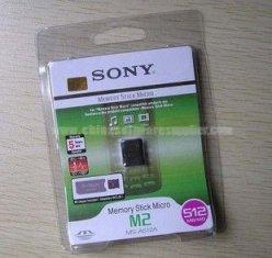 China Sony  Memory Stick Micro (M2) on sale