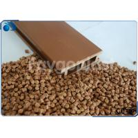 300~500kg/H PP PE Wood Pellet Making Machine , WPC Granulation Equipment