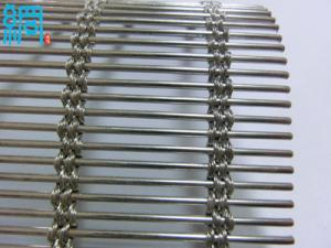 China Architectural Facade Stainless Steel Cable Mesh for interior and exterior projects on sale