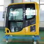 Shantui Bulldozer / Excavator / Loader Spare Parts SD16 / SD22 / SD23 / SD32 Cabin Assembly
